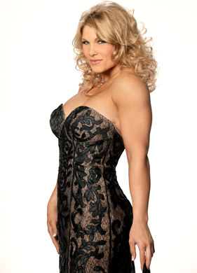 beth phoenix achtergrond possibly containing a cocktail dress and a avondeten, diner dress called Beth Phoenix Photoshoot Flashback