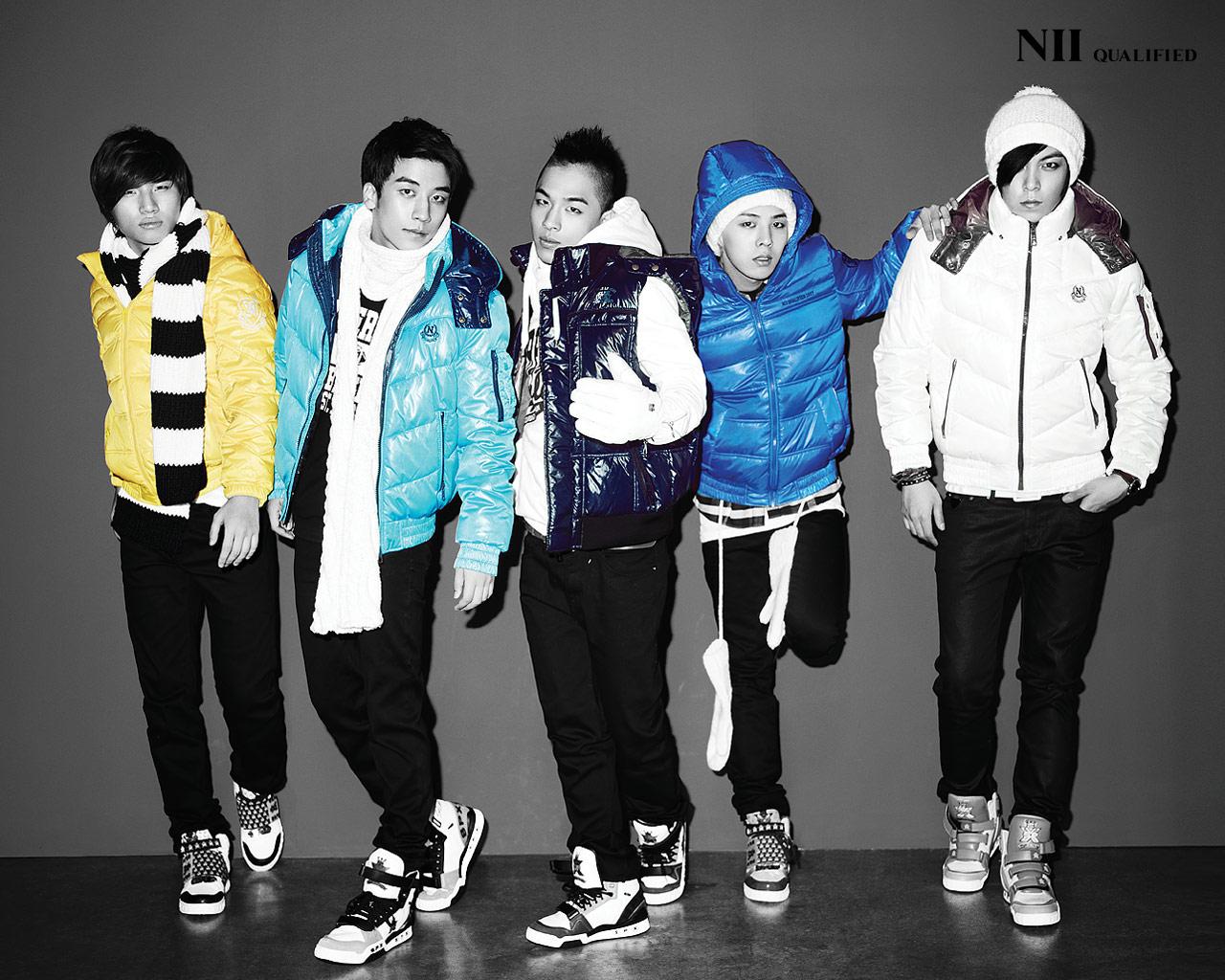 Big Bang - Big Bang Wallpaper (32083833) - Fanpop