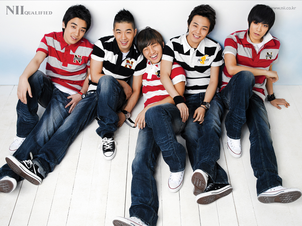 BIG BANG - BIG BANG Wallpaper (32085067) - Fanpop