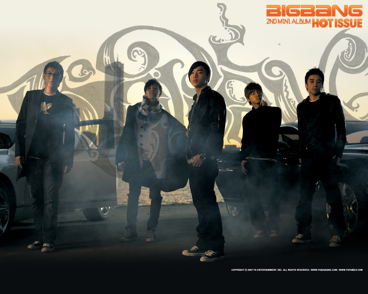 Big Bang  Big Bang Wallpaper 32095139  Fanpop