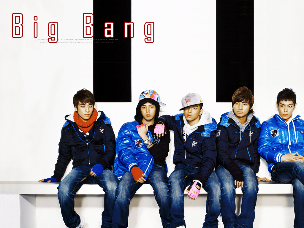 Big Bang  Big Bang Wallpaper 32096937  Fanpop