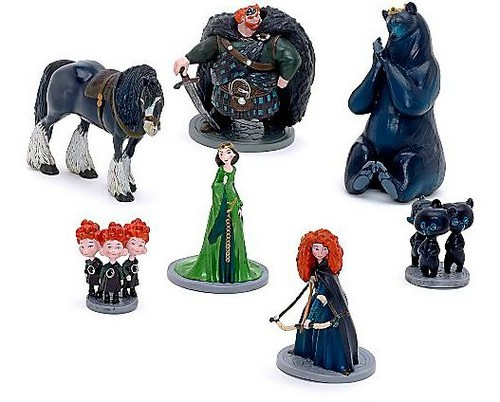 Ribelle - The Brave Deluxe Figure Playset