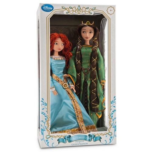 Merida and Elinor Limited Edition bambole
