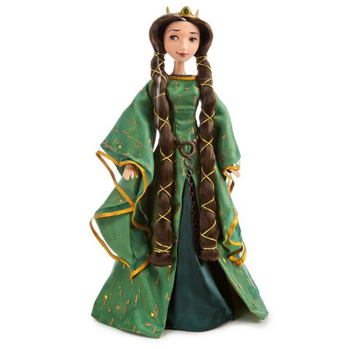 Queen Elinor Limited Edition Doll