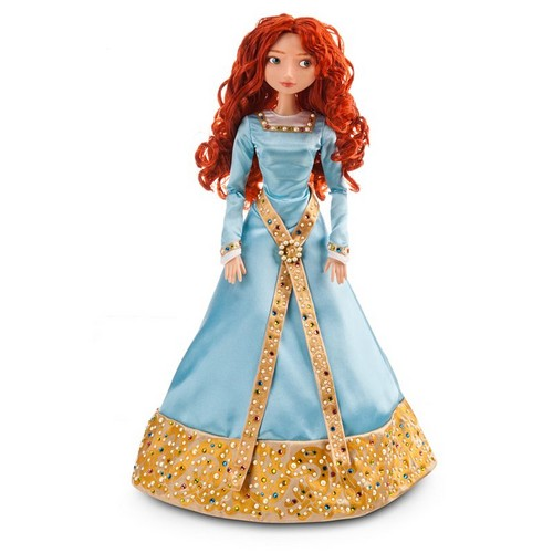 Merida Limited Edition Doll