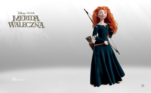 Merida - Legende der Highlands Hintergrund