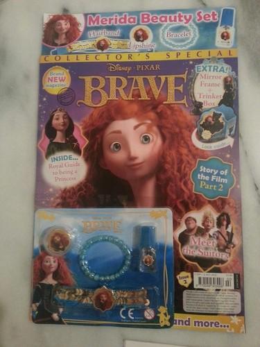 Ribelle - The Brave magazine