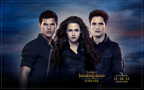 Breaking Dawn Part 2 Обои