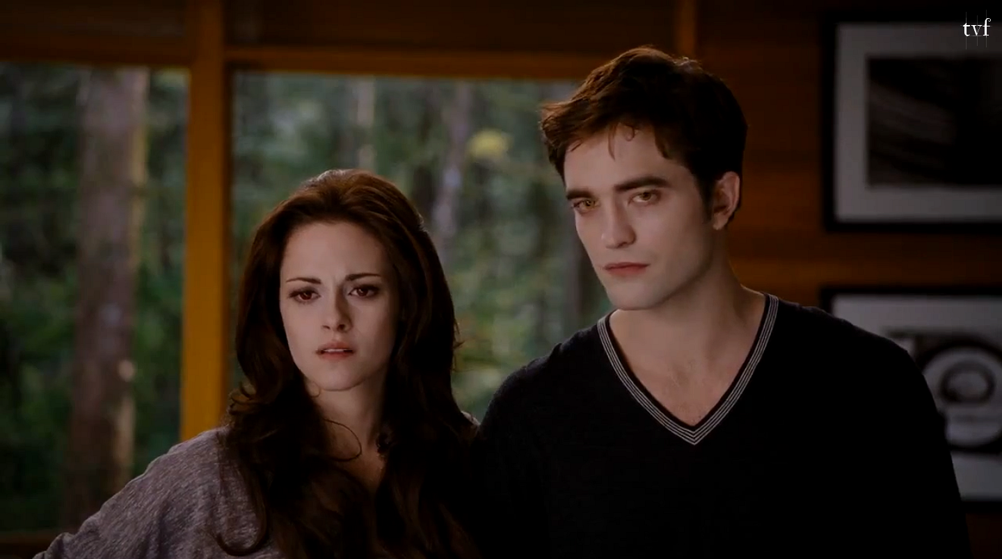 Twilight Series Breaking Dawn part 2