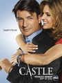 Castle season 5 official poster - castle-and-beckett photo