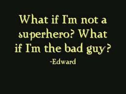 Edward Cullen trích dẫn