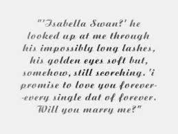 Edward Cullen Citazioni