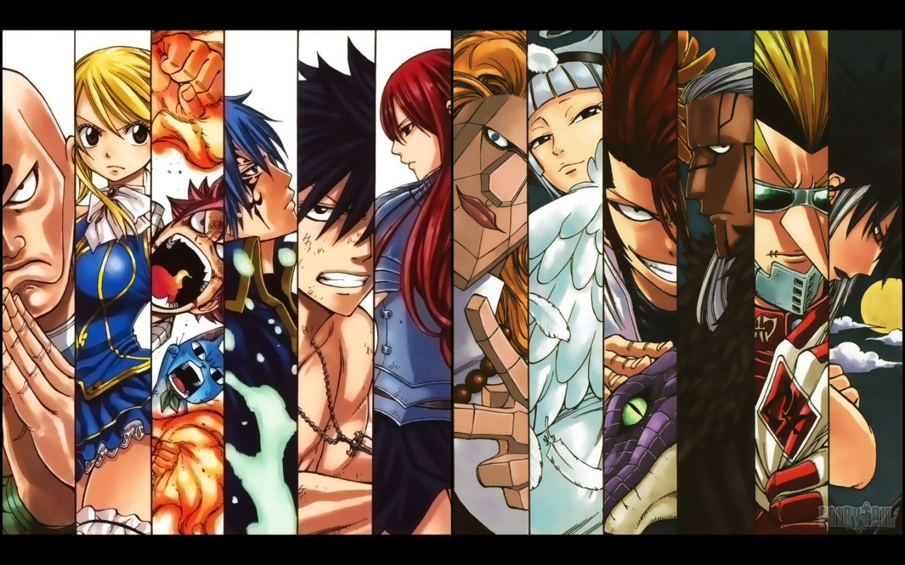 Fandoms Fairy Tail