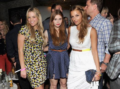 Fashion Week - charlotte Ronson After Party