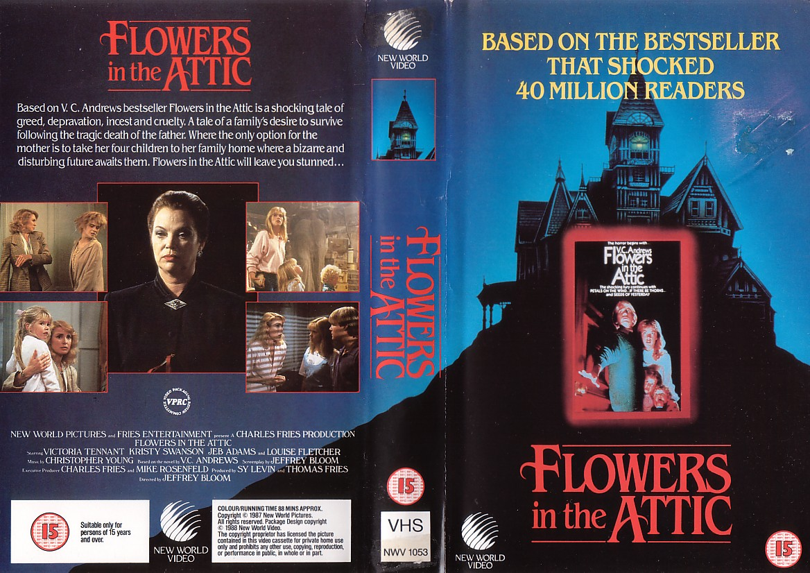 flowers in the attic Find out when and where you can watch flowers in the attic on tv with the full listings schedule at tvguidecom.