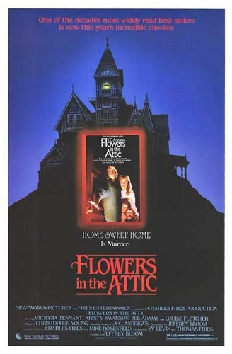 Fowers in the Attic movie poster