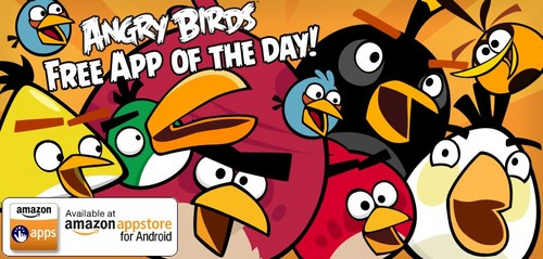 Angry Birds wallpaper containing anime titled Free App!