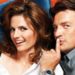 HOT HOT HOT - nathan-fillion-and-stana-katic icon