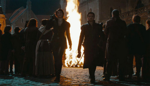 Hansel and Gretel: Witch Hunter