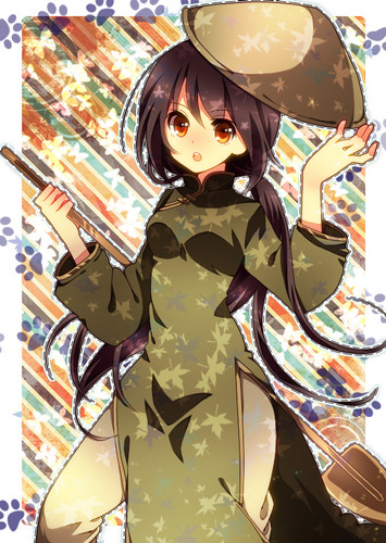 Anime wallpaper probably containing a green beret titled Hetalia Vietnam