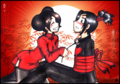I find this art Kawaii :3 - pucca fan art