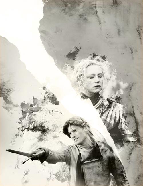 Jaime & Brienne - Jaime and Brienne Fan Art (32096069 ...