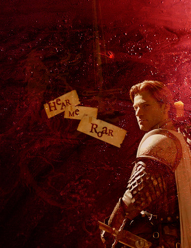 Jaime Lannister fondo de pantalla possibly containing a tabard, a surcoat, and a sign entitled Jaime Lannister