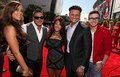 Jersey Shore Cast at the VMA's 2012