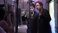 Johnny and Tim - tim-burton photo