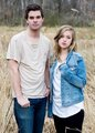 Julia Sheer and Matthew McGinn  - julia-sheer photo