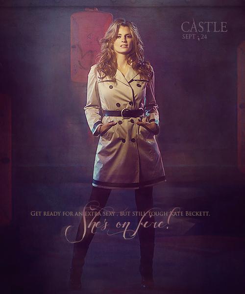 Kate Becket Season 5