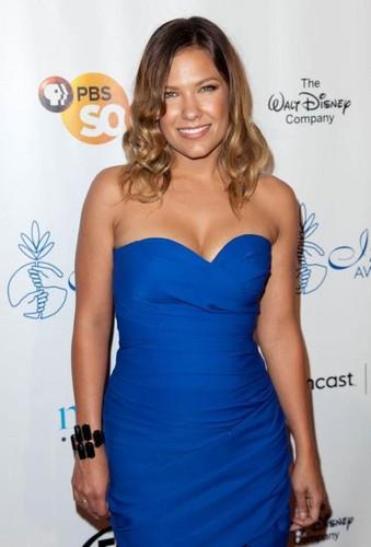 Kiele Sanchez at the Imagen Awards 2012