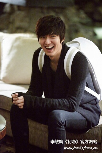 Lee Min Ho for Innisfree