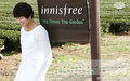 Lee Min Ho for Innisfree - lee-min-ho wallpaper