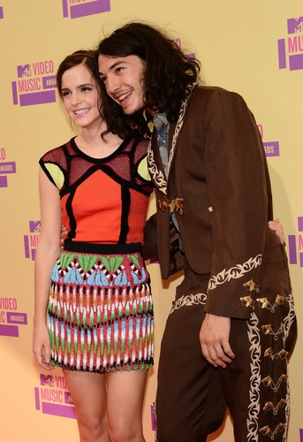 MTV muziki Video Awards - September 6, 2012 - HQ