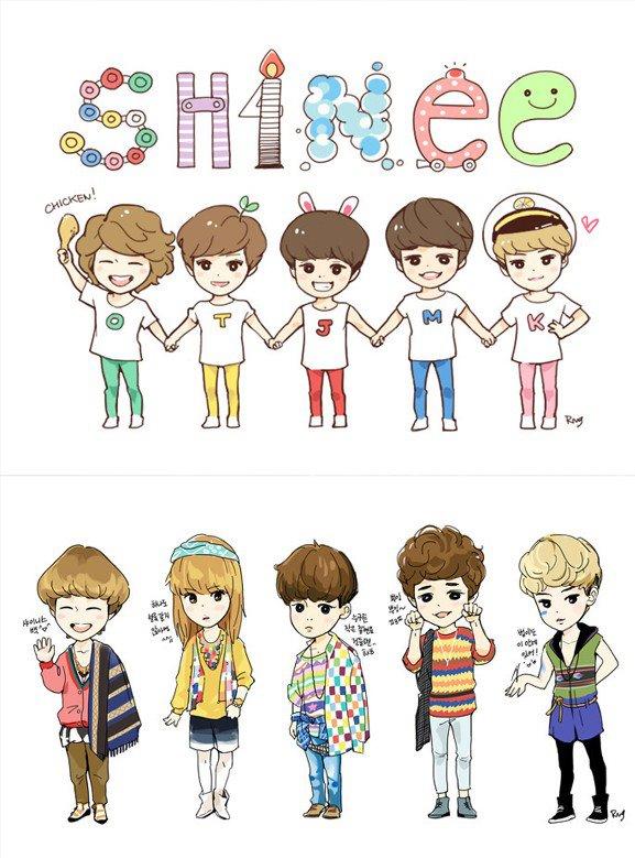 Maknae Taemin - Lee Taemin Fan Art  32077415  - Fanpop