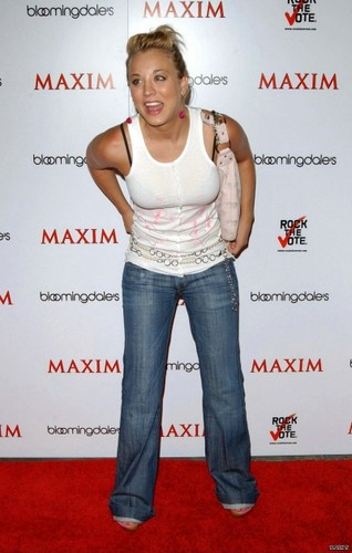"Maxim Magazine ""Bowls For Dollars"" Party"