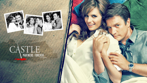 Nathan Fillion & Stana Katic {EW Photoshoot}