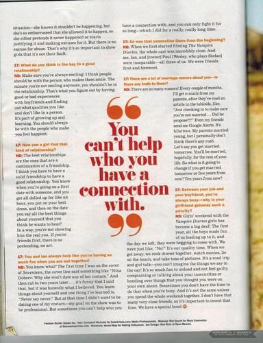 Nina Seventeen Magazine Scans