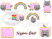 Nyan Cat icons - nyan-cat icon