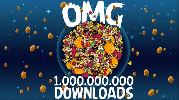 OMG 1.000.000.000 Downloads!