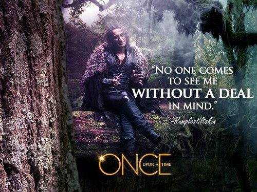 Official OUAT character quote 写真