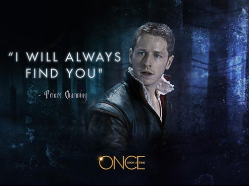 Official OUAT character quote foto