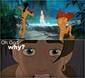 Oh God....Why? - disney-crossover photo