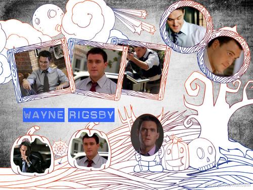 Owain Yeoman as Wayne Rigsby