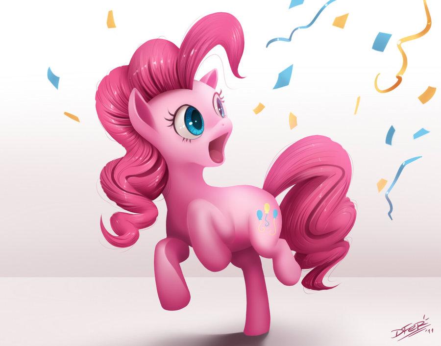 Pinkie Pie My Little Pony Friendship Is Magic Fan Art 32076627