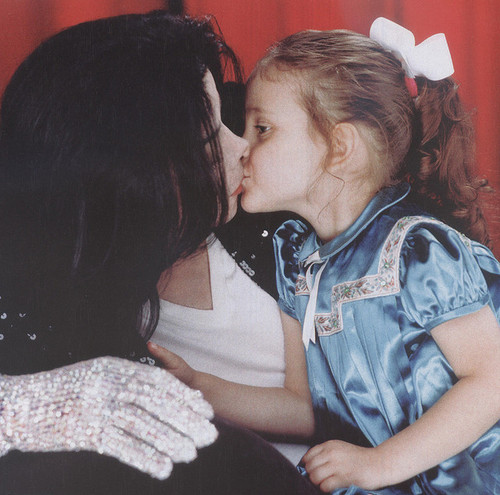 Paris And Her Father, The Legendary King of Pop, Michael Jackson