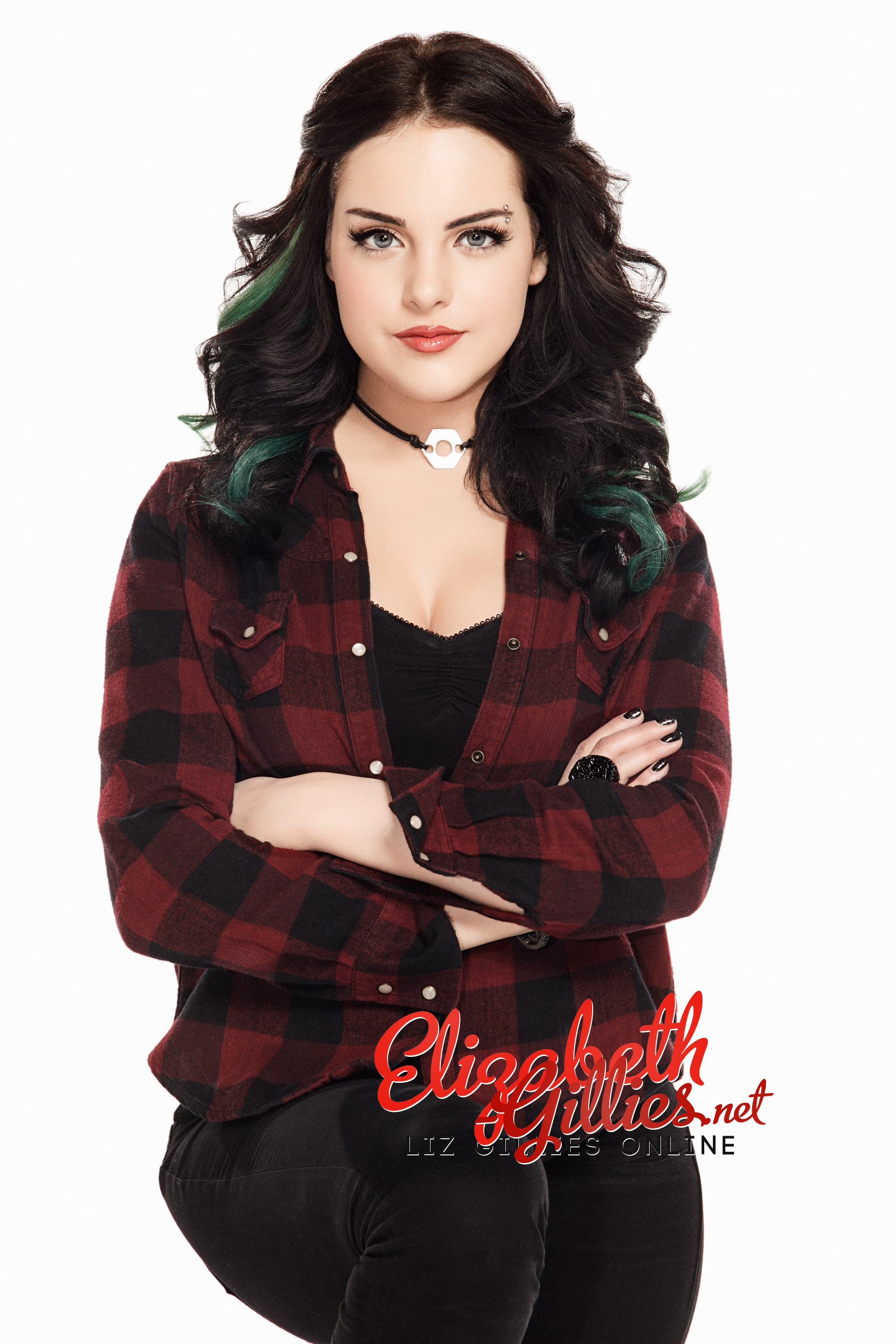 Promo Shoot for Victorious Season 3 (2012) - Elizabeth ...