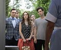 Gossip Girl - 6x01, ''Gone Maybe Gone'' Promotional fotografia