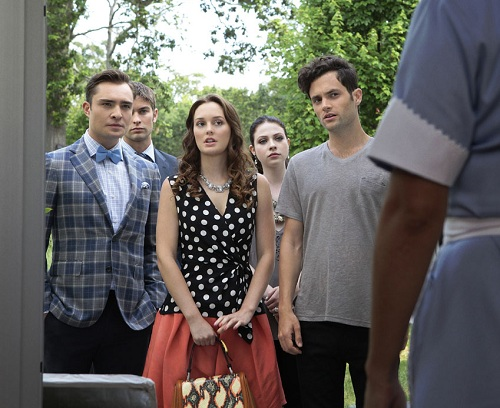 Gossip Girl - 6x01, ''Gone Maybe Gone'' Promotional bức ảnh